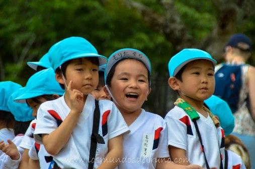 Nara Schoolkids