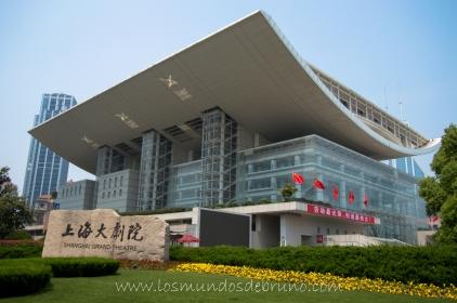 Gran Teatro de Shanghai